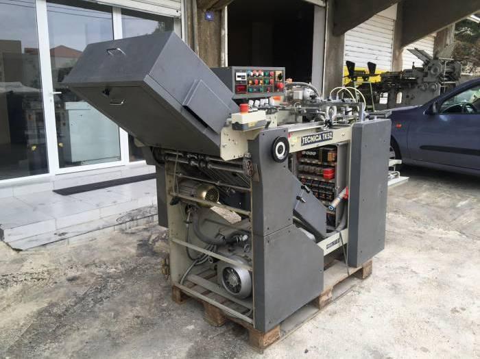 Folding Technica TK52