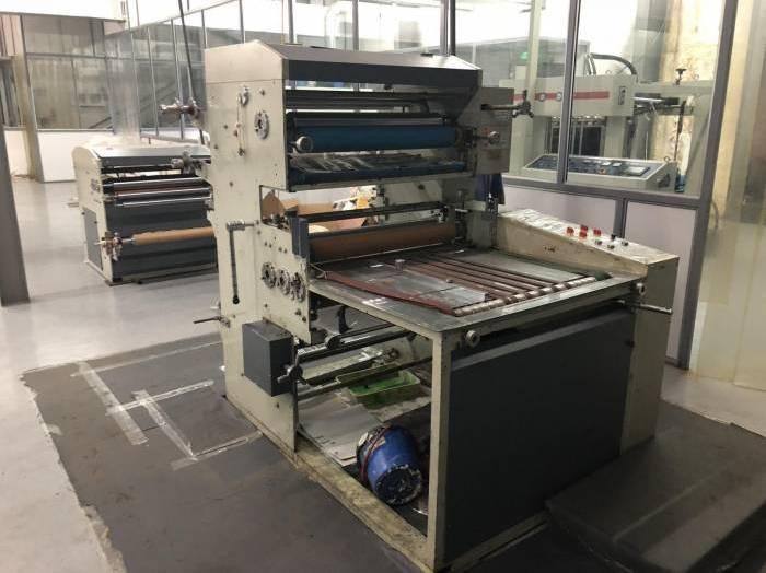 Used HY-TEK Print MAc en61814 Pressdepo