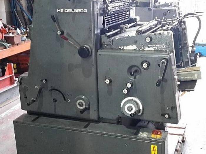 Pic 1 Heidelberg GTO 52