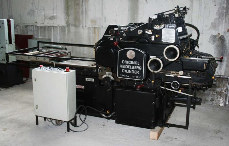 cylinder machine for sale