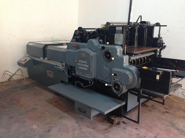 foil st machine