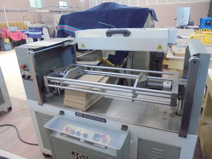 Pic 1 Package Hard Cover Binding - 9 machines