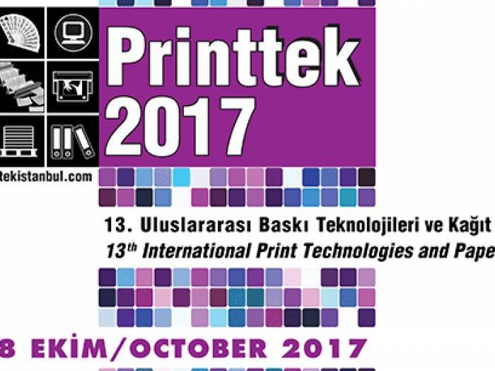Picture Printtek 2017  October 4-8 , 2017 at Tüyap Fair
