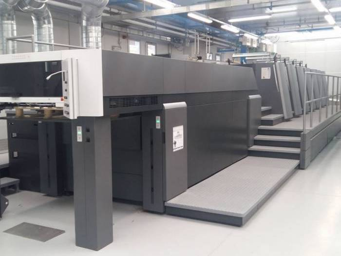 Picture32 Heidelberg XL 105-6LX3-UV IST sold in Italy
