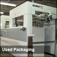 Most wanted packaging equipment