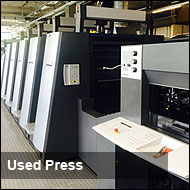 Most wanted press machines